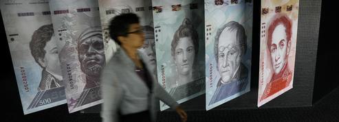 Face à l'inflation, le Venezuela va lancer des billets d'un million de bolivars