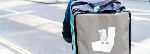 Deliveroo promet une rétribution exceptionnelle à ses livreurs pour son entrée en Bourse