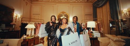Le clip de Lanvin qui ravive l'âge d'or de MTV