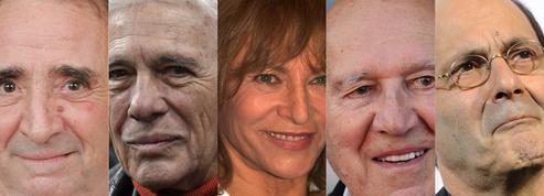 Claude Brasseur, Guy Bedos, Michel Piccoli, Jean-Pierre Bacri… Leurs mémoires honorées aux César