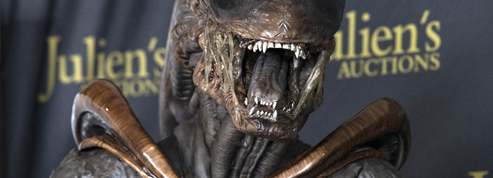 Le prototype d'Alien ,le trois pièces de Scarface ou la baguette de Harry Potter en vente à Los Angeles