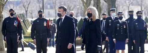 Des Invalides à Dammartin-en-Goële, Emmanuel Macron rend hommage aux victimes du terrorisme ce jeudi