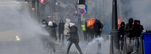 Belgique : une dizaine d'interpellations après des violences à Liège en marge d'une manifestation « Black lives matter »