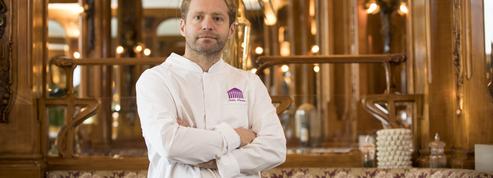 Le chef étoilé Julien Dumas quitte l'institution Lucas Carton