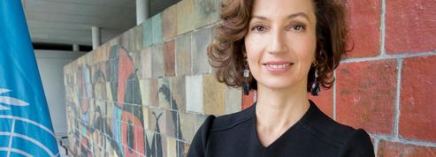 Audrey Azoulay en piste pour un second mandat à l'Unesco