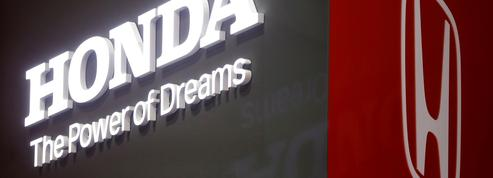 Honda suspend une large partie de sa production en Amérique du Nord