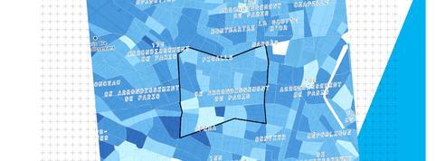 Covid-19 : visualisez le taux d'incidence dans votre quartier