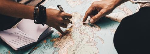 Gaële de La Brosse : «Voyager avec une carte, c'est développer tous ses sens»