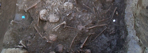 En Croatie, une fosse commune du Néolithique abritait les victimes d'un carnage inouï