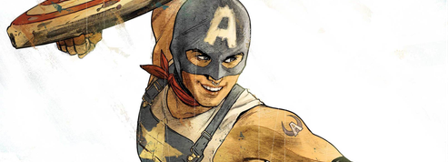 Le premier Captain America ouvertement gay bientôt en comics