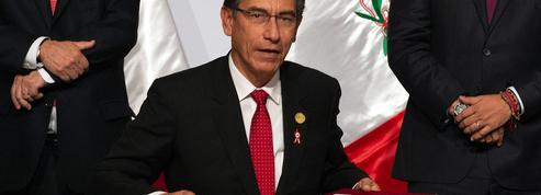 Pérou: la justice rejette la demande de détention provisoire de l'ancien président Vizcarra