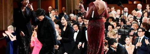Pas de pyjama et de zoom aux Oscars 2021 qui font le pari d'une cérémonie physique «digne d'un film»