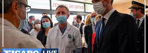 Covid-19: la France se résout à la stratégie du vaccinodrome