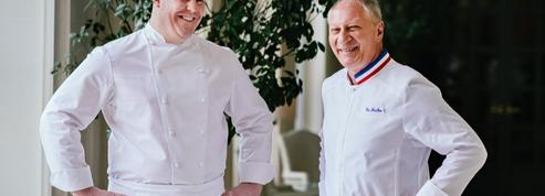 Pascal Hainigue, nouveau chef pâtissier du Bristol