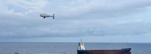 Golfe de Guinée : saisie record de plus de six tonnes de cocaïne par la Marine nationale