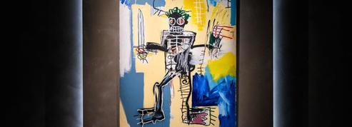 Un tableau de Basquiat adjugé 41,8 millions de dollars à Hongkong
