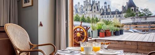 Neuf hôtels de charme où s'échapper au printemps