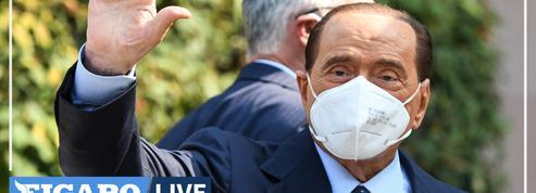 Italie : l'ancien premier ministre italien, Silvio Berlusconi, hospitalisé depuis lundi