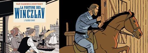 Découvrez la bande-annonce de La Fortune des Winczlav ,BD qui dévoile l'origine de l'empire Largo Winch