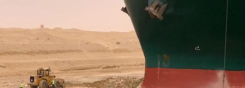 Cargo échoué à Suez: «La France ne doit pas négliger le commerce maritime international»