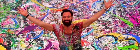 La plus grande œuvre sur toile au monde vendue 52 millions d'euros aux enchères