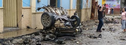 Un attentat à la voiture piégée fait 43 blessés en Colombie