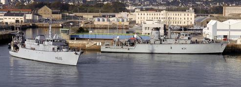 Un fusilier marin retrouvé mort dans la rade de Cherbourg