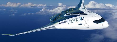 Avion zéro émission : Airbus explore les voies de la cryogénie et des supraconducteurs