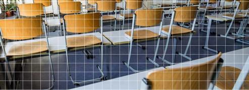 Covid-19 : le point sur les fermetures de classes par académie