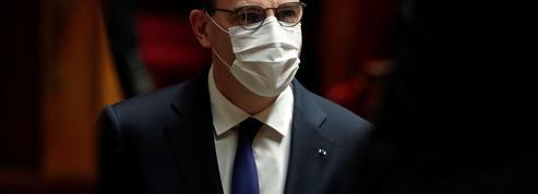 Télétravail, déplacements, vaccins : Jean Castex défend les nouvelles mesures restrictives à l'Assemblée nationale
