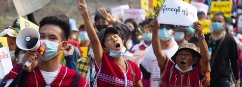 Birmanie : Pékin appelle à revenir à une «transition démocratique»