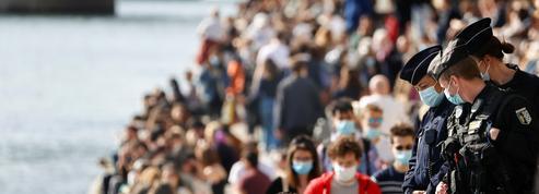 Covid-19 : 6600 policiers et gendarmes mobilisés en Île-de-France pour veiller au respect des mesures sanitaires