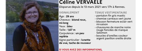 Disparition de Céline Vervaele à Rennes : le parquet ouvre une information judiciaire pour «enlèvement» et «séquestration»