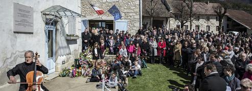 Dans l'Ain, une exposition dédiée à la première commémoration de la rafle des enfants d'Izieu