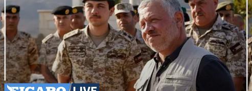 Le roi Abdallah de Jordanie étouffe une tentative de déstabilisation