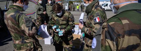 Covid-19 : les armées vont ouvrir sept centres de vaccination permanents