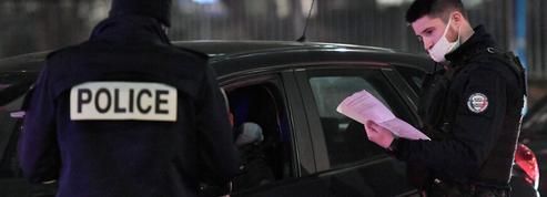 Confinement : comment les contrôles de police interrégionaux vont s'effectuer à partir de mardi
