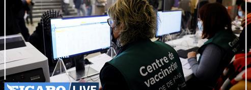 Covid-19 : le vaccinodrome du Stade de France ouvre ses portes