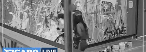 Un couple sud-coréen vandalise par erreur une œuvre à 500.000 dollars