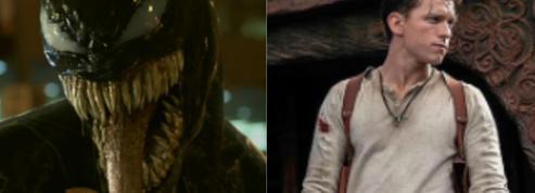 Les deux blockbusters Sony Venom 2 et Uncharted reportés une énième fois