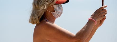 Covid-19: la carte des départements où le masque sur la plage est obligatoire
