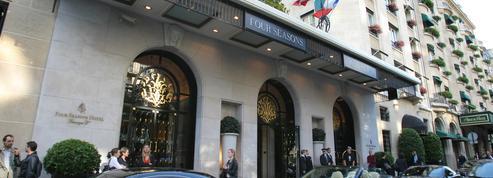 Paris: braquage au palace George V, 100.000 euros de bijoux volés