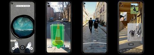 Google lance WebXR, mêlant réalité virtuelle et augmentée