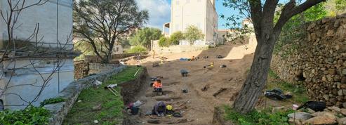 Une nécropole romaine à L'Île-Rousse éclaire le rôle de la Corse entre l'Afrique et l'Europe