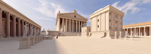 La cité d'Héliopolis-Baalbek revit à travers une reconstitution virtuelle des archéologues
