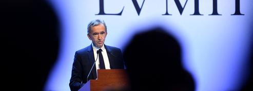 LVMH réalise 14 milliards d'euros de ventes au premier trimestre, au-dessus du niveau pré-pandémie
