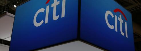 Citigroup voit son bénéfice tripler, abandonne la banque destinée aux particuliers dans 13 pays