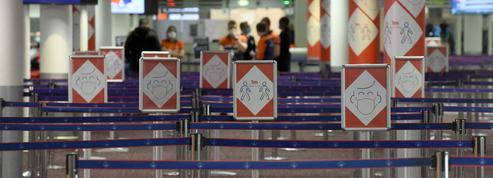Inquiétude pour l'emploi dans les aéroports français