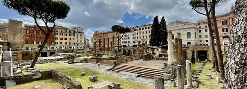 Rome va ouvrir au public les rues qui ont conduit Jules César au trépas
