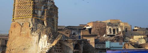 Des architectes égyptiens au chevet de la mosquée de Mossoul et de sa «tour de Pise»